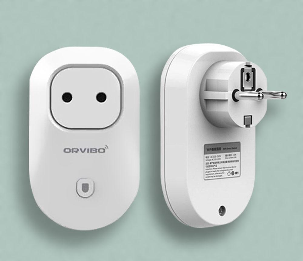 Έξυπνη πρίζα (smart socket)