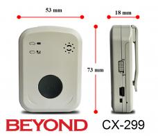 Ανιχνευτής πτώσης GSM-GPS Βοήθεια σε ΑΜΕΑ