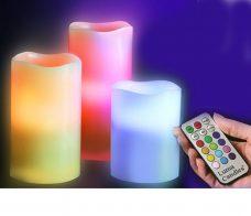 LED κεριά