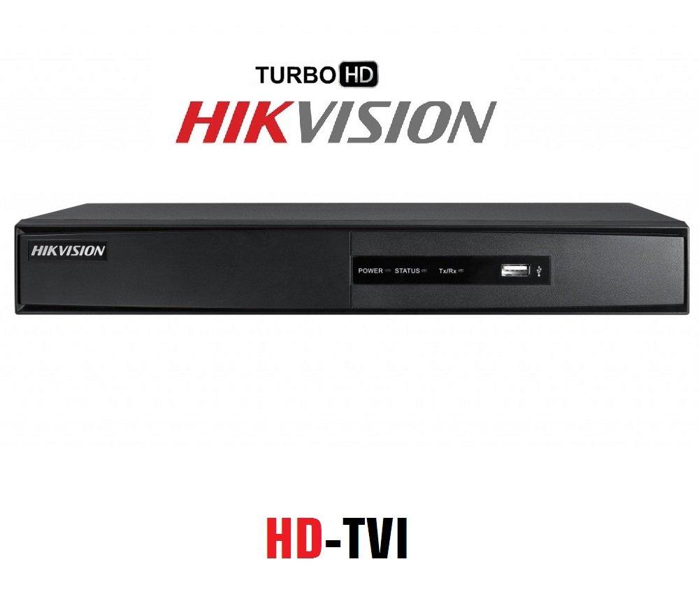 Καταγραφικά HD-TVI