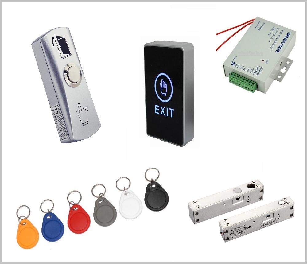 Παρελκόμενα access control
