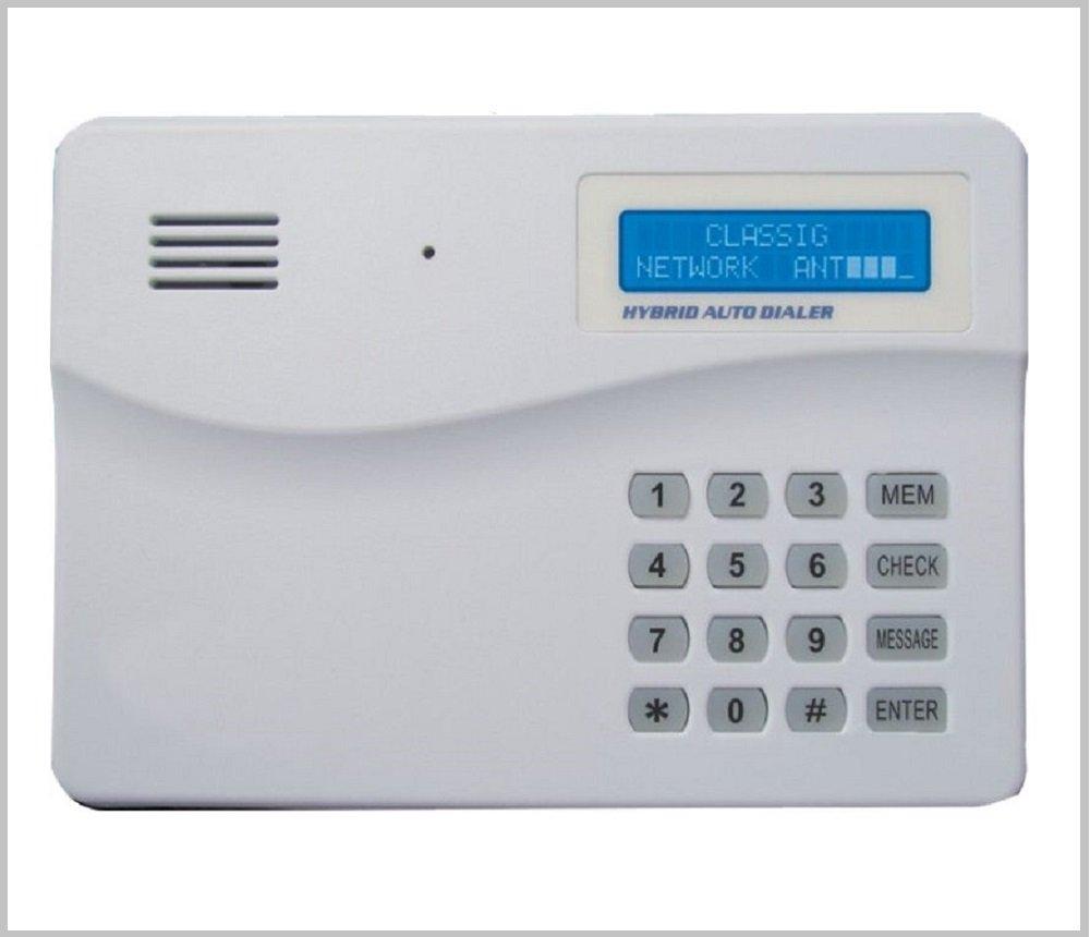 Τηλεχειρισμός - τηλεειδοποίηση με GSM