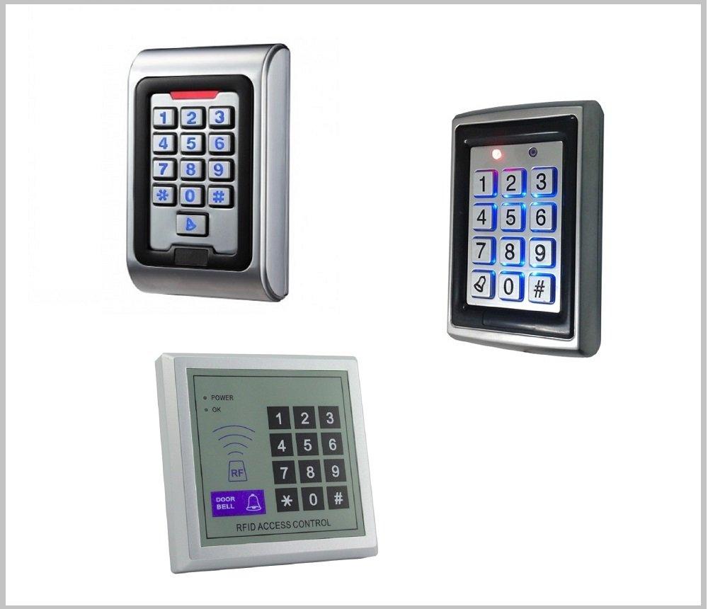 Ελεγκτές πρόσβασης RFID