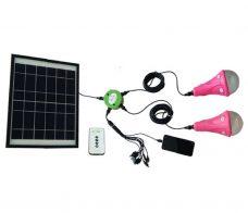Ηλιακό φωτιστικό 2x3w