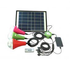 Ηλιακό φωτιστικό 3x3w