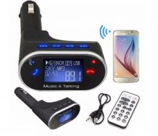 Bluetooth_FM_MP3_car_transmitter