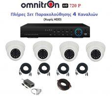 CCTV KIT IV